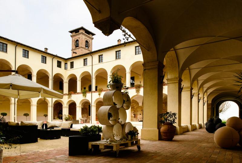 Chiostro Relais 12 Monaci