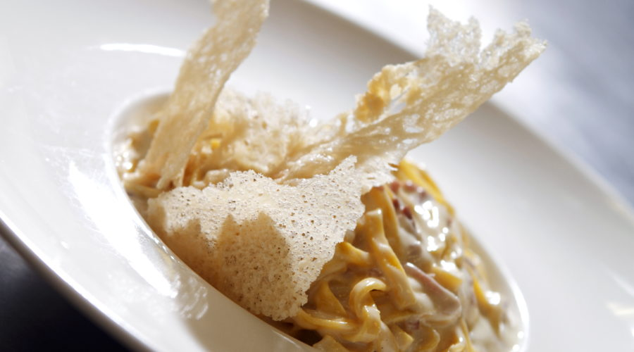 GIORGIONE'S pasta