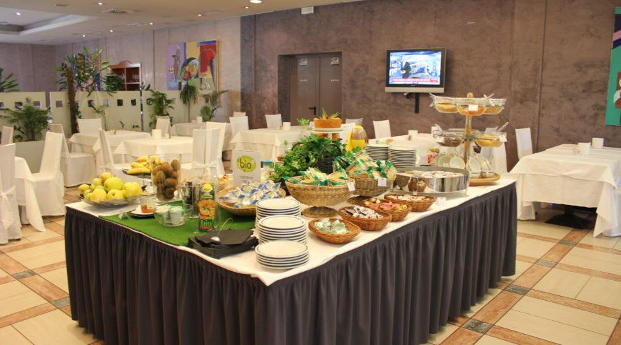 ristorante l'incontro buffet