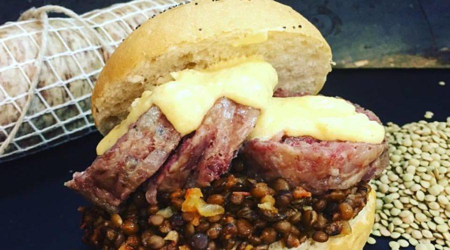 Meet Hamburger Gourmet bombardino