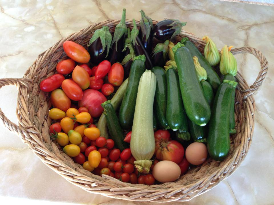 Cesto verdure miste Ca' Bianca
