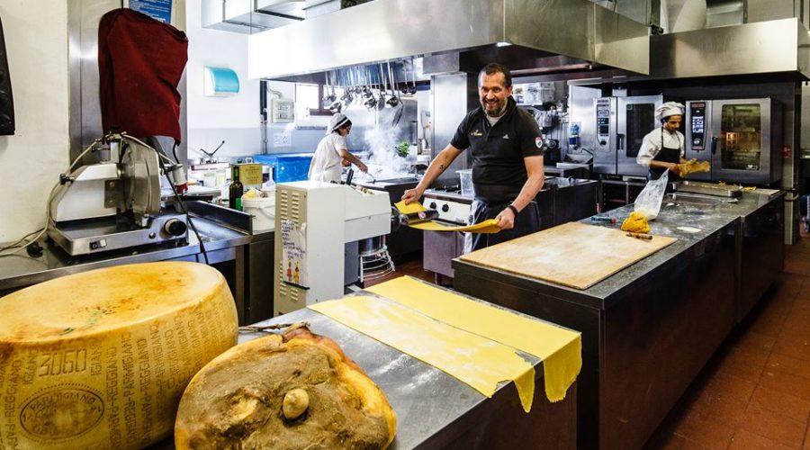 12 Monaci cucina