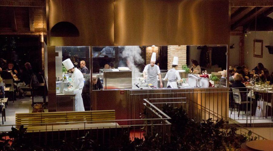 KM90 cucina ristorante