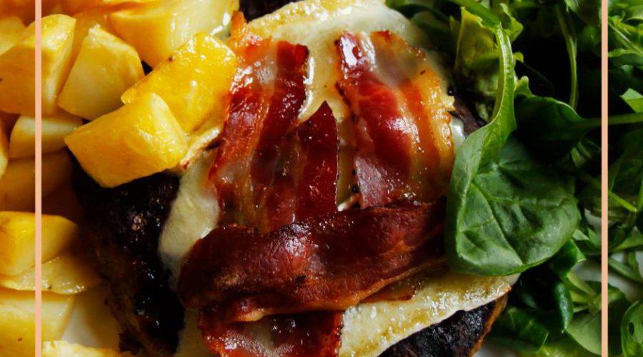 Hamburger con patate