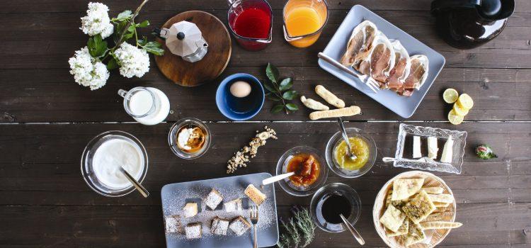 la madonnina colazione