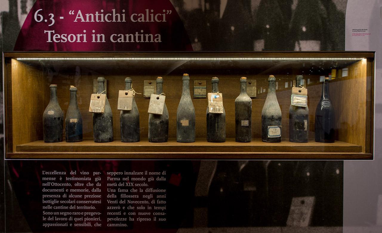 Museo del Vino a Sala Baganza