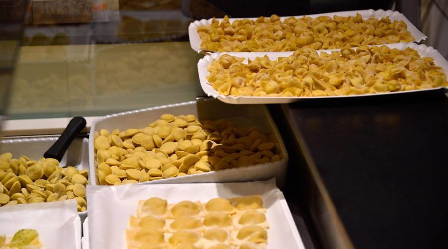 KM90 pasta fresca