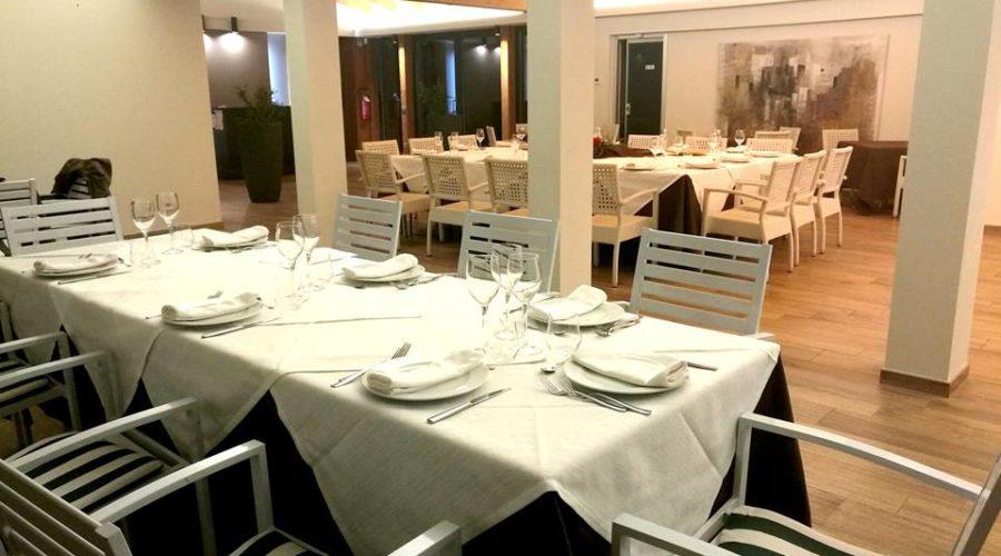 Parma Golf Menu sala pranzo
