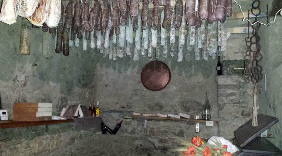 camezzadri stagionatura salami