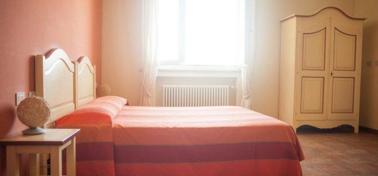 stanza rosa2 agriturismo il mondo