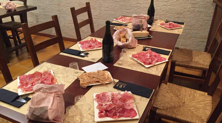 ilari tavolo degustazione