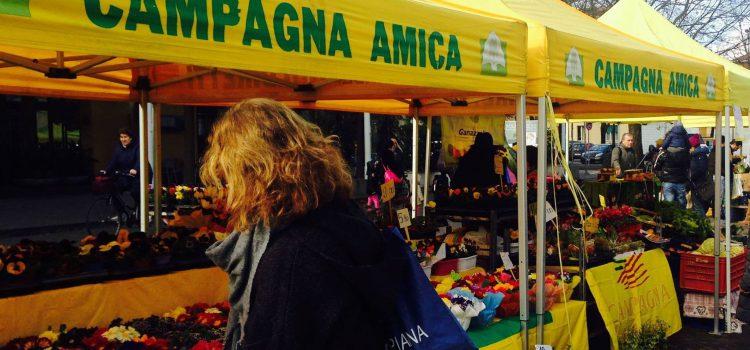 Campagna Amica stand