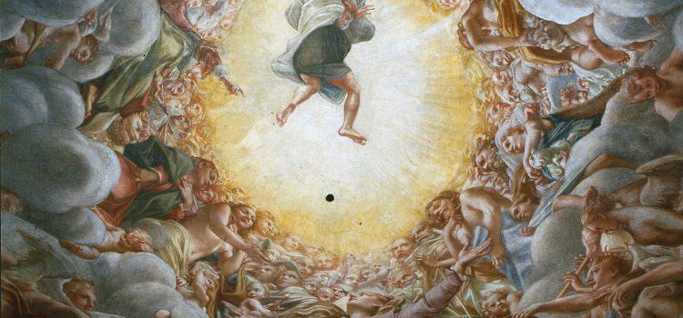 Correggio cupola Duomo