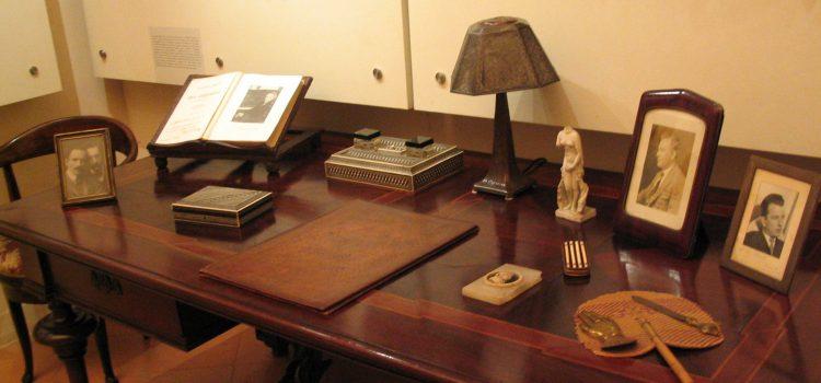 La scrivania di Toscanini