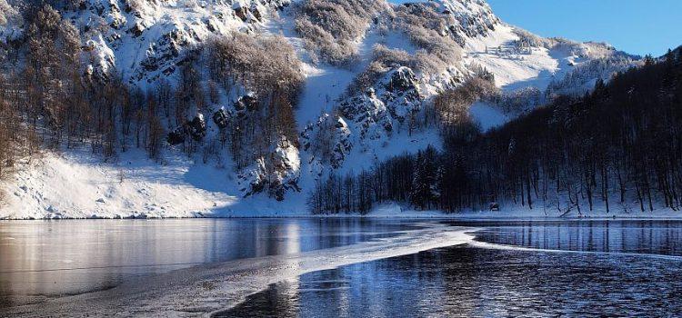Lago Santo invernale