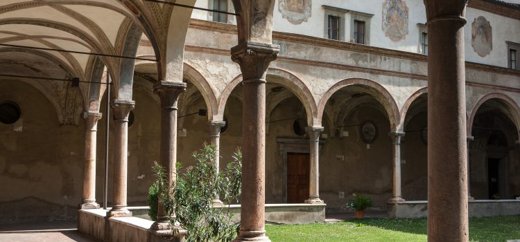 San Giovanni chiostro