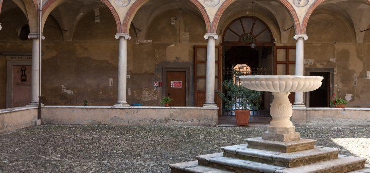 San Giovanni fontana