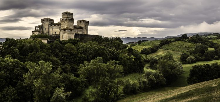 The Castle Of Torrechiara A Love Story On The Sweet Hills
