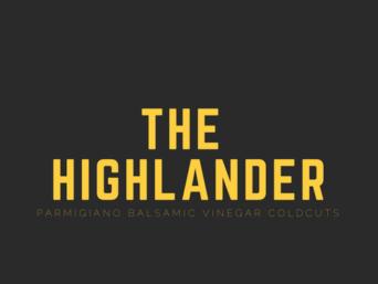 The highlander tour