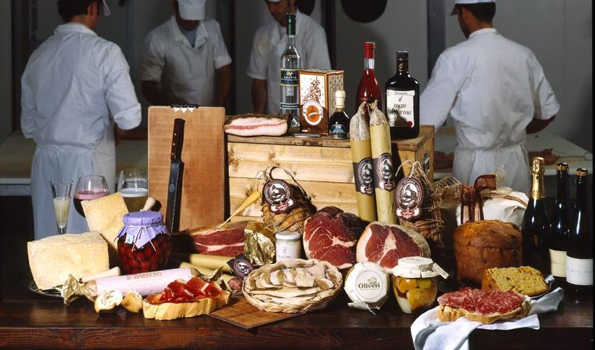 La Fattoria di Parma prodotti misti