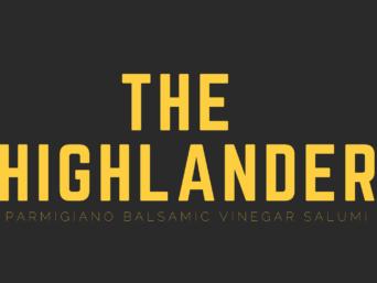 Food Valley the Highlander big