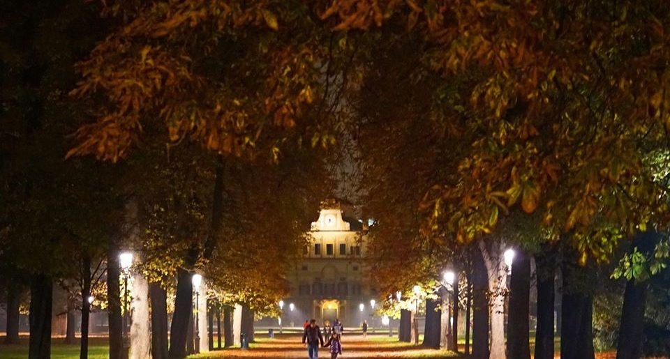 Itinera Emilia parco ducale autunno