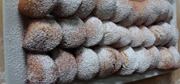 L'Officina del Gusto tortelli dolci vassoio