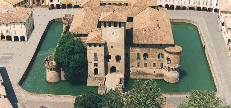 Fontanellato castello
