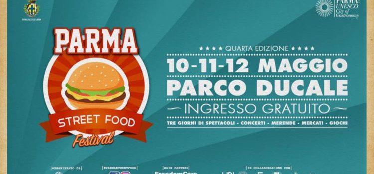 Parma street food festival 2019