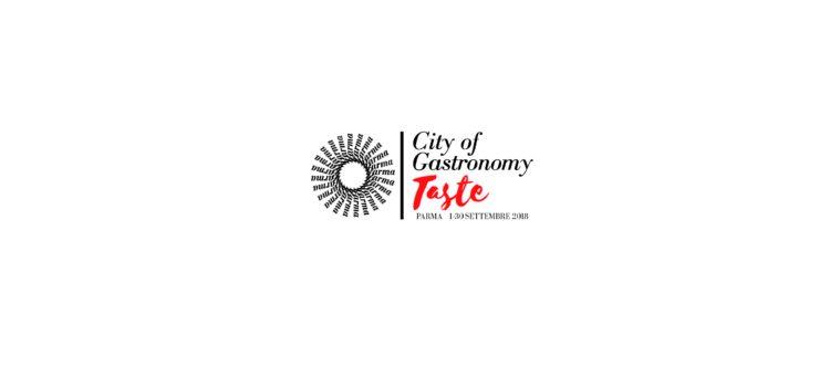 LOGHI city of gastronomy taste PARMA CITY OF GASTRONOMY DEFINITIVI