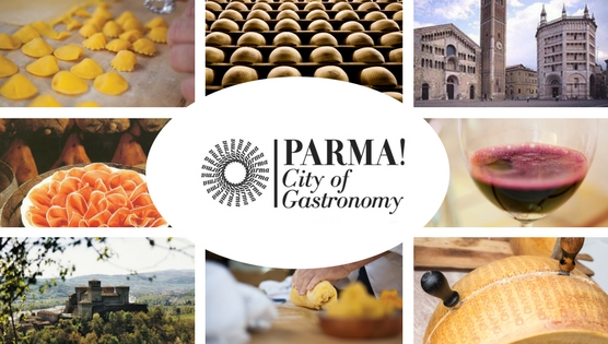 collage tour pr city of gastronomy