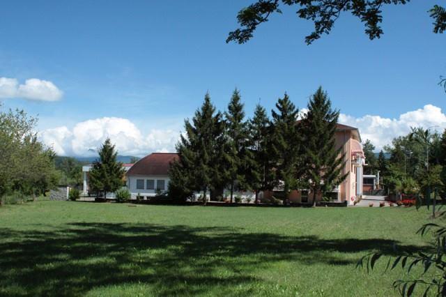 caseificio Porcari e Tambini veduta esterna