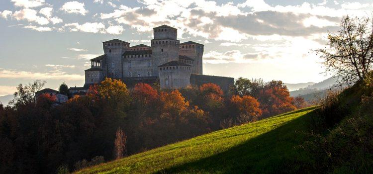 Barbara Pelosi castello Torrechiara