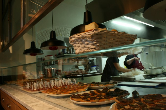 Osteria Giuseppe Verdi buffet