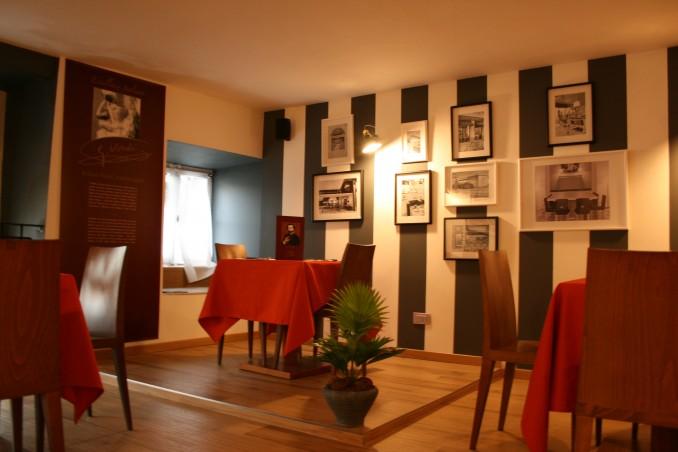 Osteria Giuseppe Verdi sala interna