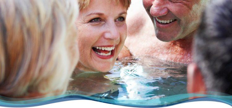 Tabiano anziani piscina