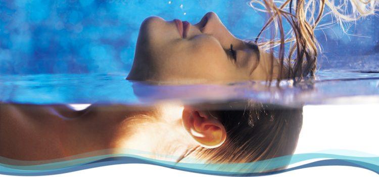 Tabiano donna piscina