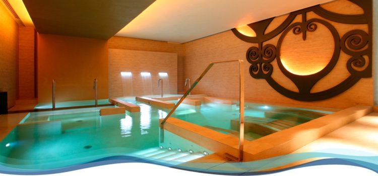 Terme Tabiano piscina