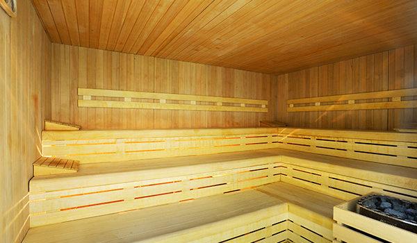 monticelli sauna
