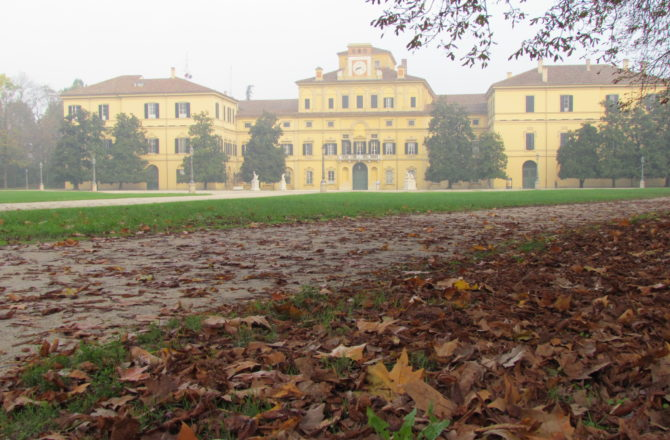 Parco Ducale autunno