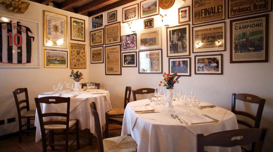Sala interna_ristorante_romani