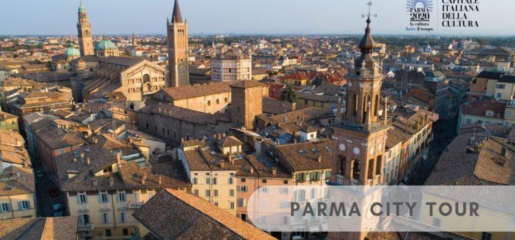 Parma in una giornata