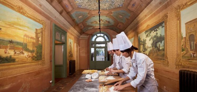corso di cucina presso B&B Corte Finzi