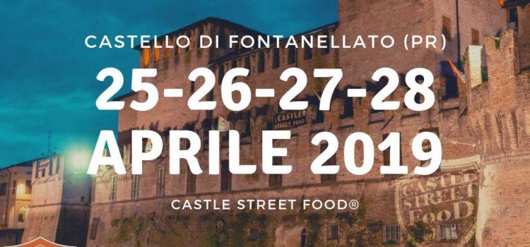 castle street food fontanellato 2019