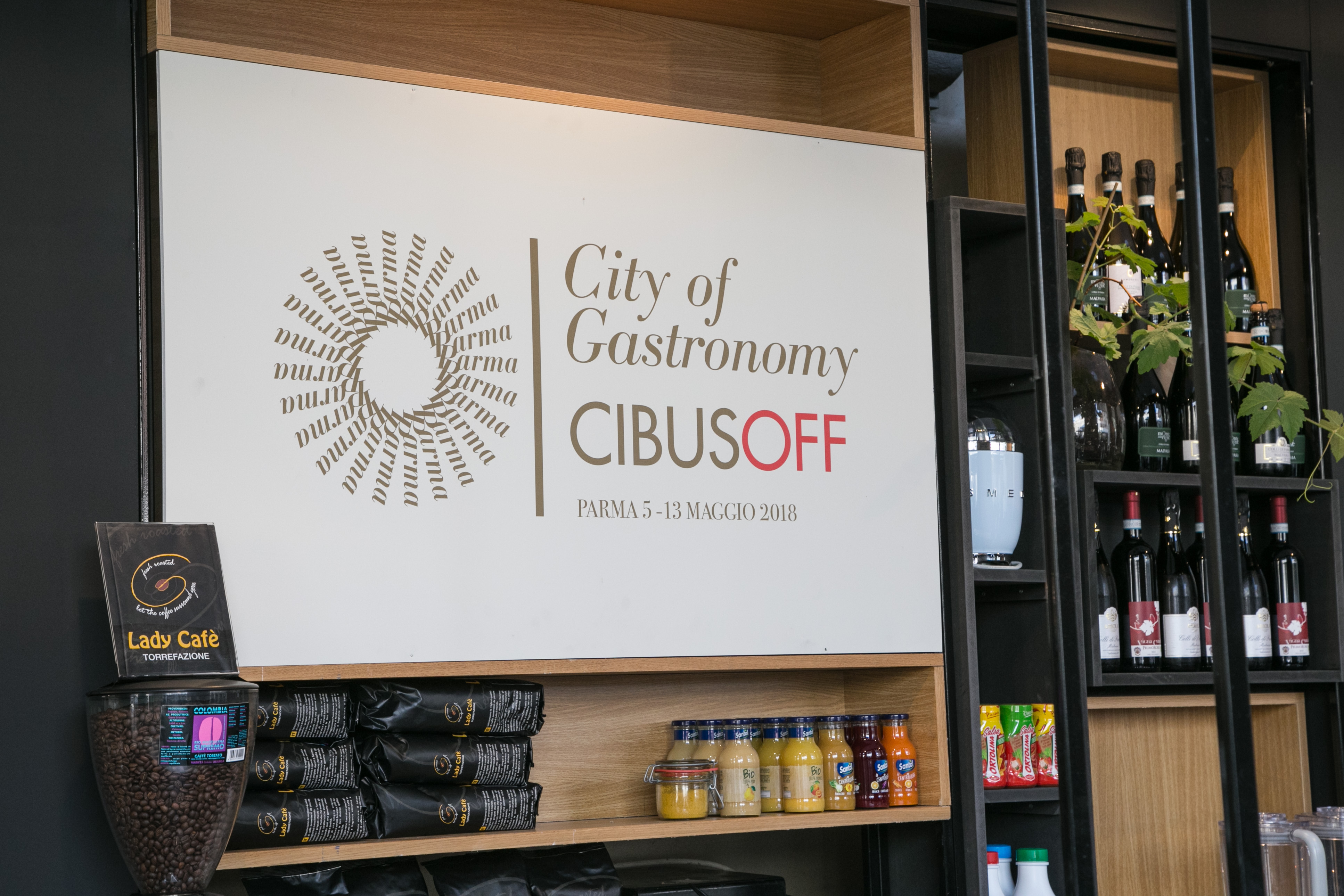 Cibus Off 2018