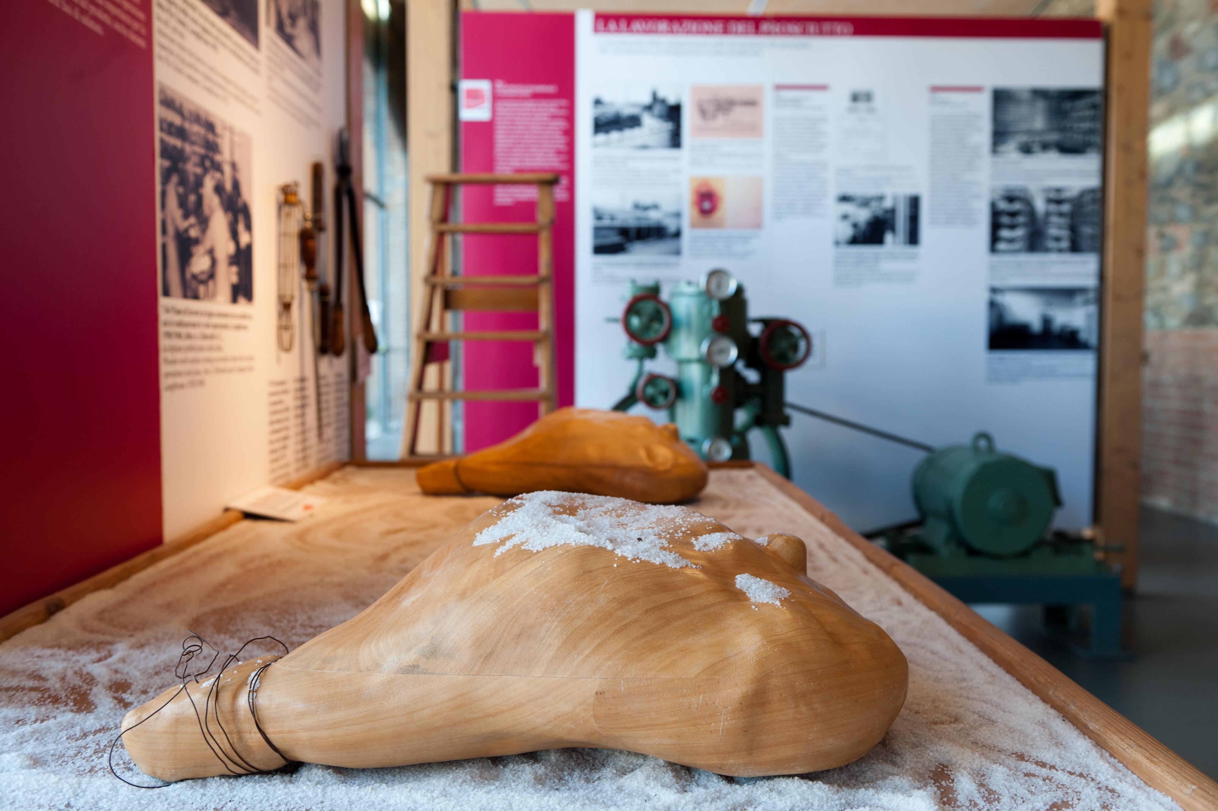 Museo del Prosciutto a Langhirano