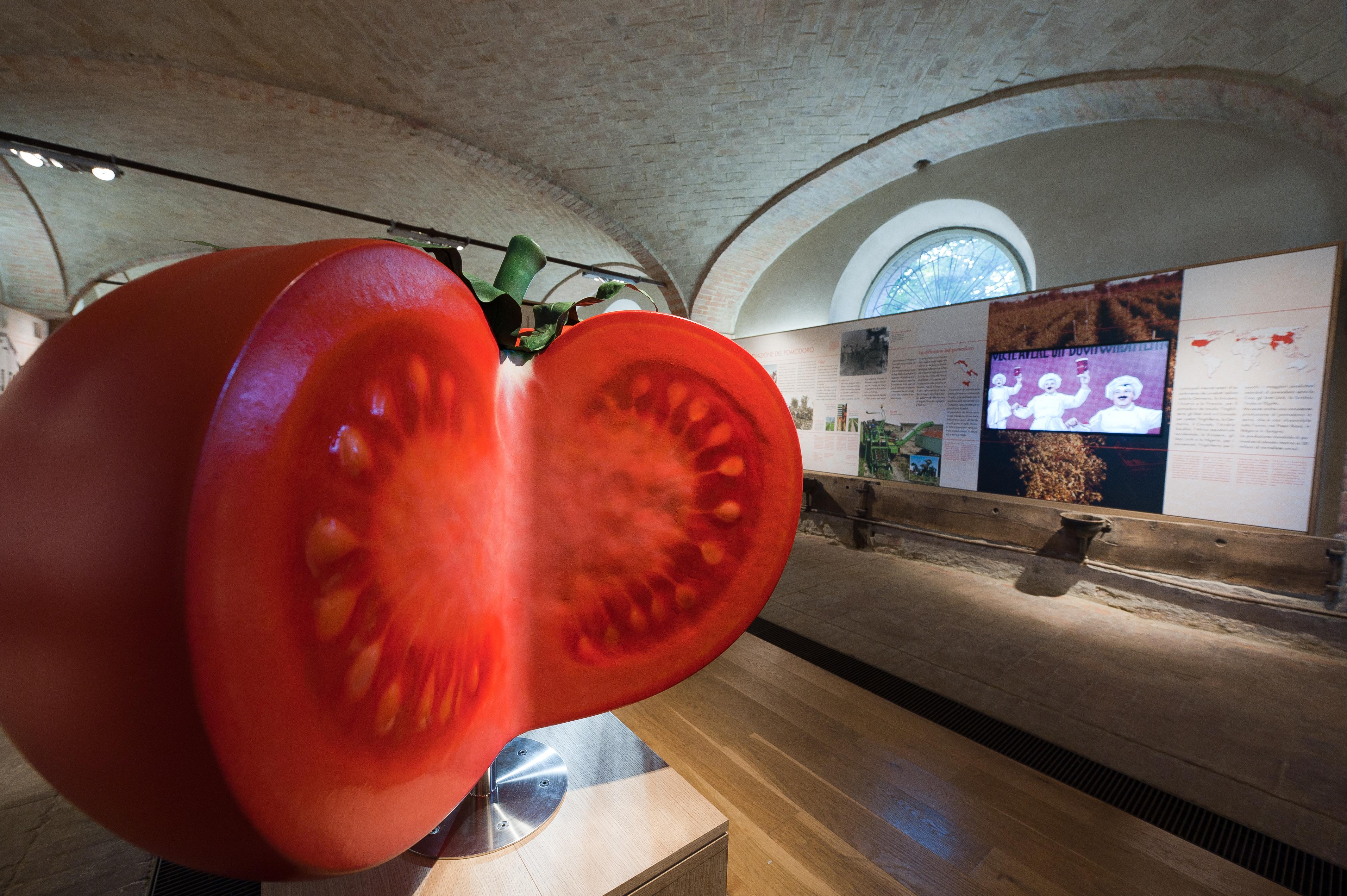Museo del Pomodoro a Collecchio