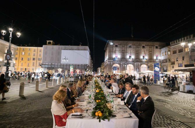 cena dei mille