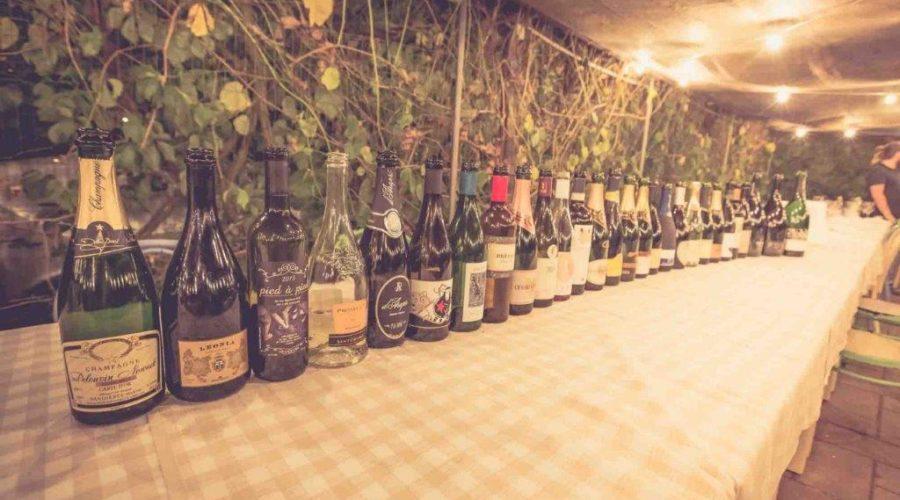 Osterai il Bersò bottiglie vino