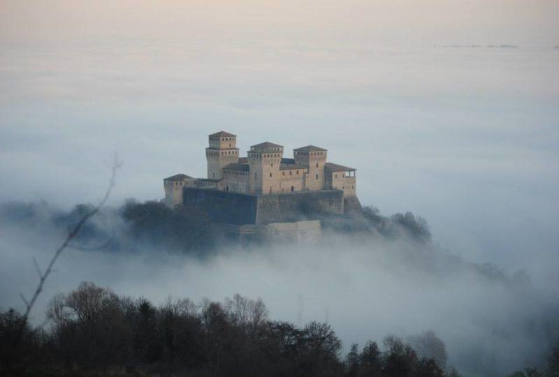 taverna del castello nebbia